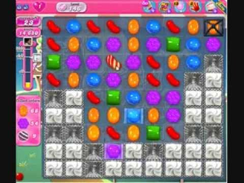 How to make two wrapped candies in candy crush