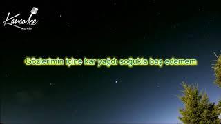 Feride Hilal Akın & İlyas Yalçıntaş - Şehrin Yolu ( KARAOKE ) Video
