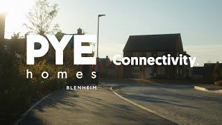 Pye Homes | Connectivity | Hanborough Gate