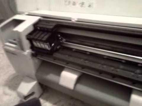 HP Designjet 450c errors HELP!