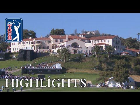 Highlights | Round 1 | Genesis Open