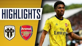 HIGHLIGHTS: Angers 1-1 Arsenal | 3-4 on penalties