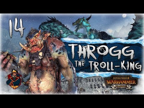 [14] THE PLAGUE OF THE CROW (NURGLE)! - Total War: Warhammer Norsca (Throgg Campaign)