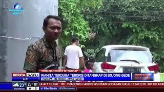 Densus Tangkap Wanita Terduga Teroris di Bogor