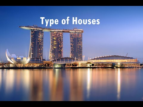 Different types of houses in india images