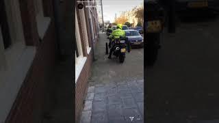 Bartofso ruzie met Politie
