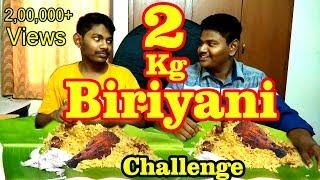 chicken biryani challenge