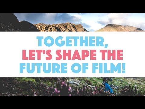 Together, let's shape the Future of Film!