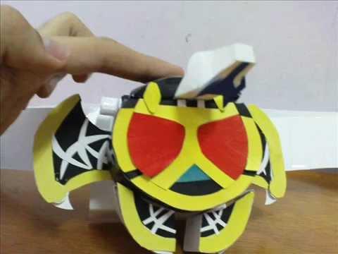 Kamen Rider Delta Belt Four Form Change DX Ka...