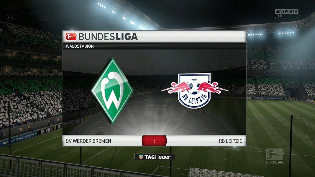 Rb Leipzig Gegen Werder Bremen