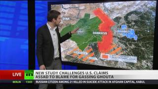 Chemical Claims: MIT study finds Syrian regime not behind rocket attacks