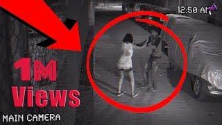 Mumbai Girl molesting CCTV footage