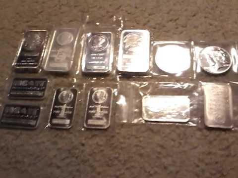 Are 100 oz silver bars a safe investment