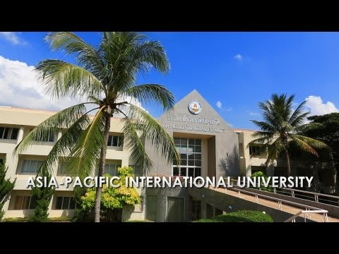 Asia-Pacific International University Promo