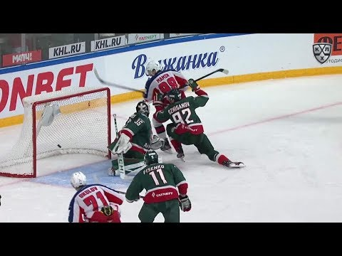 Ozhiganov Weird Own-goal