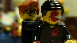 Kingsman: The Secret Service - Church Scene IN LEGO