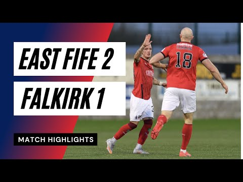East Fife Falkirk Goals And Highlights