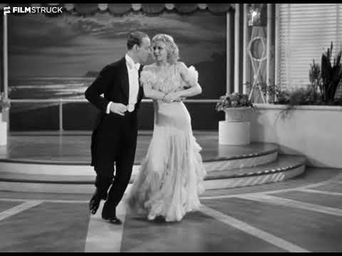 THE GAY DIVORCEE, Mark Sandrich, 1934 - Fred & Ginger Dancing, Night and Day