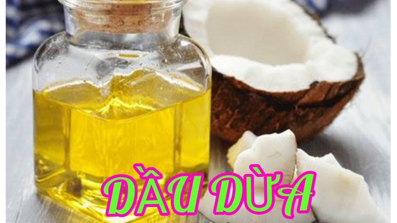 Cách làm Dầu Dừa nguyên chất đơn giản nhất tại nhà |Thanh Tâm Food