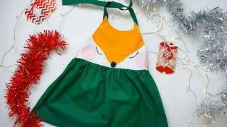 Как сшить платье для девочки | платье