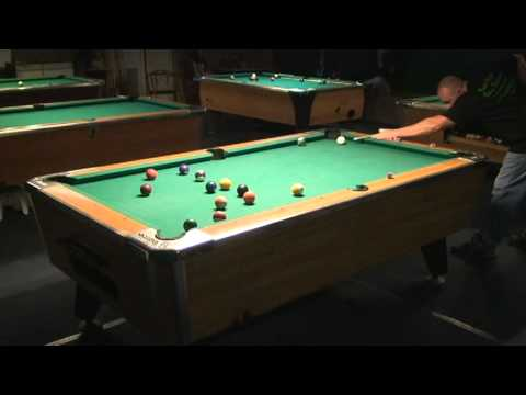exhibition pool match Corey Penrod