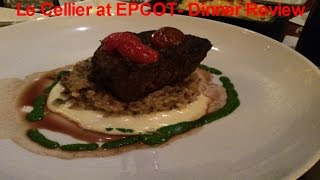 Le Cellier at EPCOT- Dinner Review
