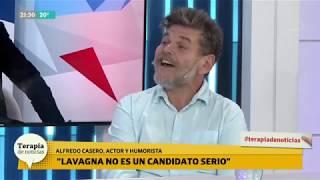 ¿Por qué se fue de Animales Sueltos? Alfredo Casero revela las razones de su salida | LN+