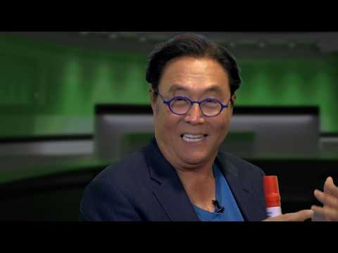 WHAT THE RICH DO THAT THE POOR DON'T -ROBERT KIYOSAKI -RICH DAD POOR DAD AUTHOR