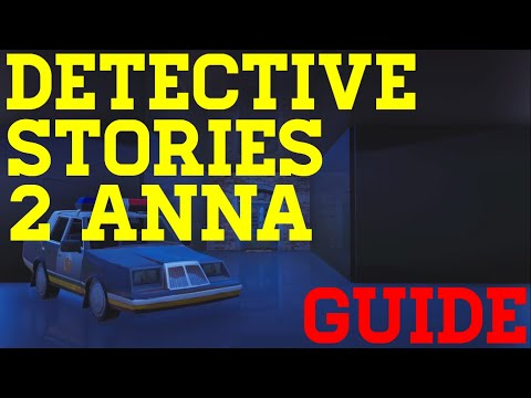 How To Complete Detective Stories 2 Anna By Wertandrew - Fortnite Creative Guide