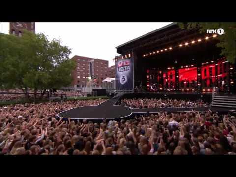 The Fooo Conspiracy - Run With Us - Rådhusplassen 2015 - 1080p