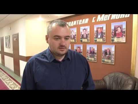 Владимир Марковский - нач. управления муниципального контроля администрации города