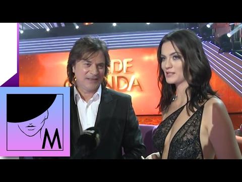 Milica Pavlovic i Alen Islamovic - Intervju - (Grand News 26.01.2017.)