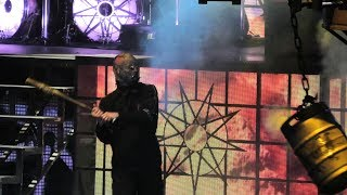 Slipknot LIVE Sulfur - Lisbon, Portugal 2019