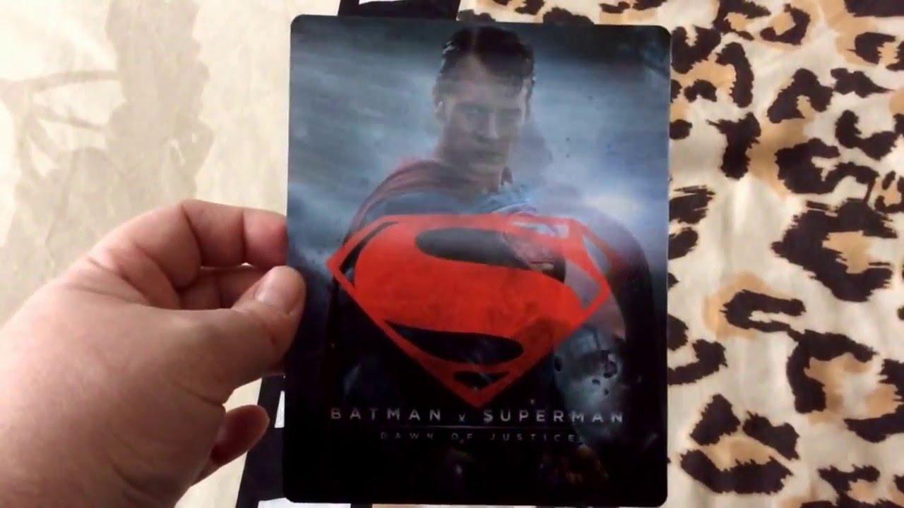batman vs superman magnet