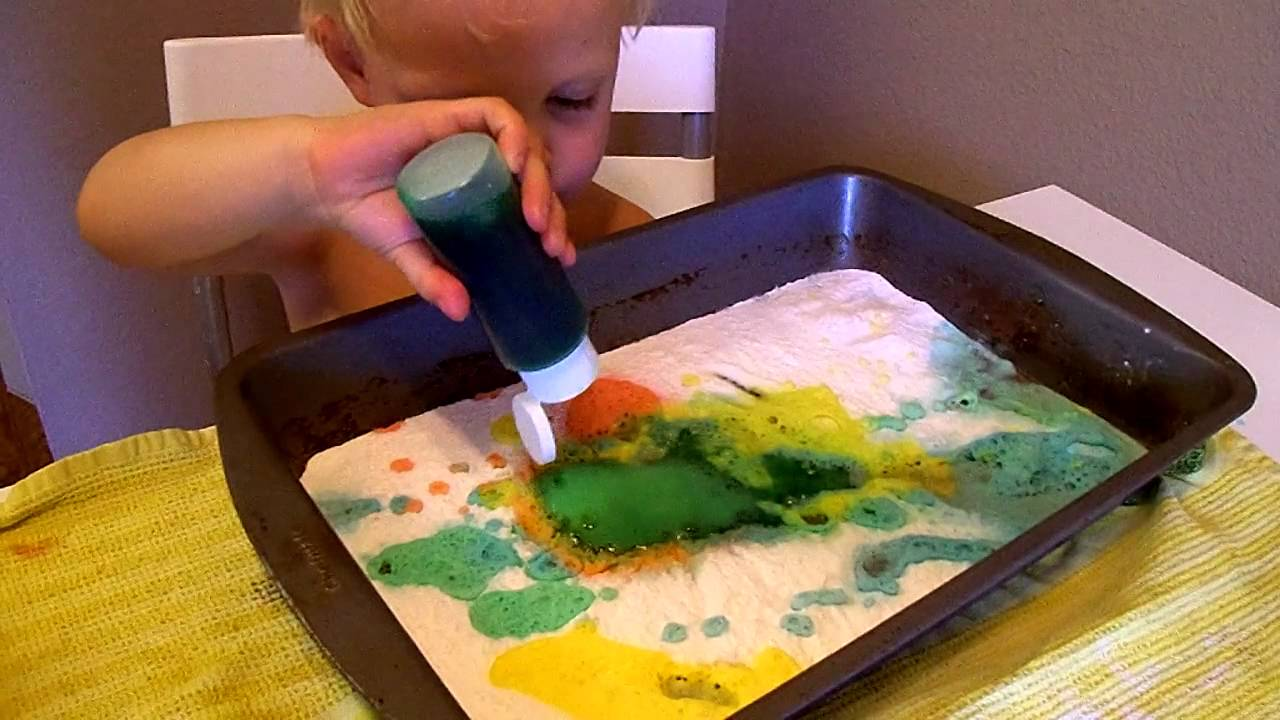 vinegar baking soda color explosion youtube. Black Bedroom Furniture Sets. Home Design Ideas