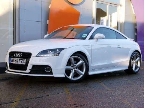2010 audi tt s line 2 0tfsi quattro white 2d for sale in. Black Bedroom Furniture Sets. Home Design Ideas