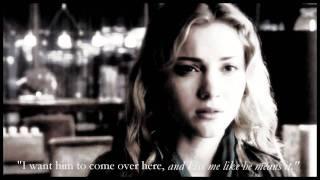 Chloe/Alek - prelude to desire