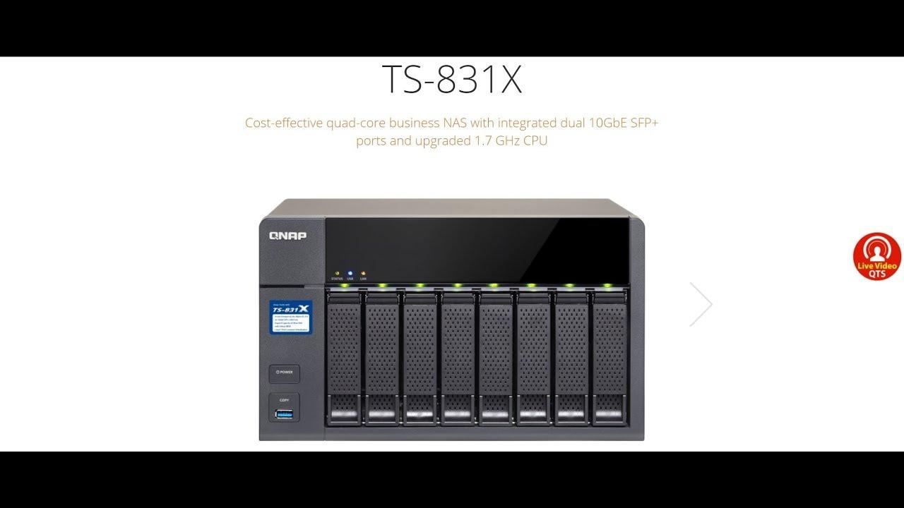 QNAP TS-831X RAID-6 vs RAID-10 fio Sequential Read/Write Test
