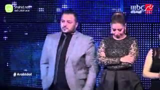 Arab Idol - محمد حسن- على الحلوة والمرة - الحلقات المباشرة