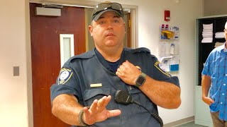 Crazy: You wont believe this federal officer! 1st amendment audit