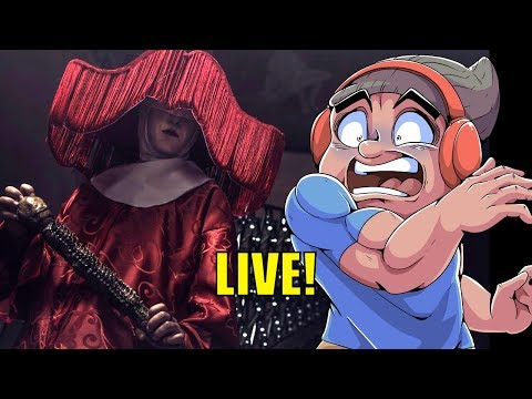RUNNING FOR MY LIFE! LIVE!