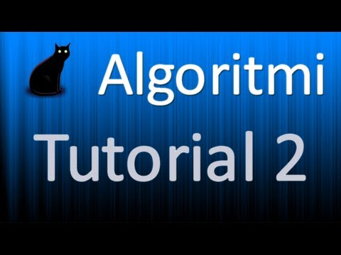 2- Tutorial algoritmi: Utilizzo Flow Chart