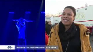 CirkAfrika 3 sur M6