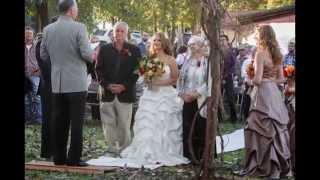 Wedding Album-October 27th, 2013- The Happiest Evening Ever!