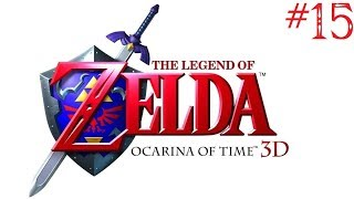 THE LEGEND OF ZELDA - OCARINA OF TIME 3D #15 le chaos absolu