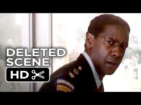 The Manchurian Candidate Deleted Scene - A Smile (2004) Denzel Washington Movie HD
