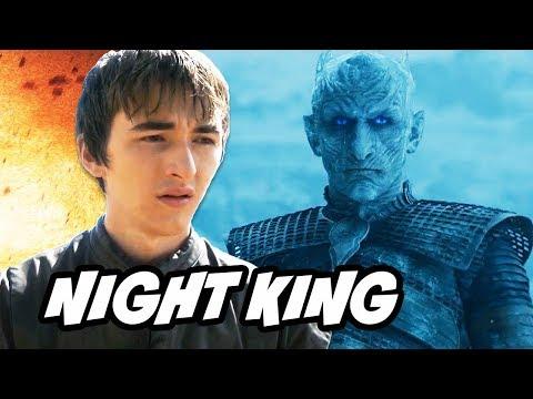 Game Of Thrones Season 8 - Night King Secret Plan Theory