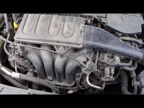 Mazda 3 BK  1.6 benzyna