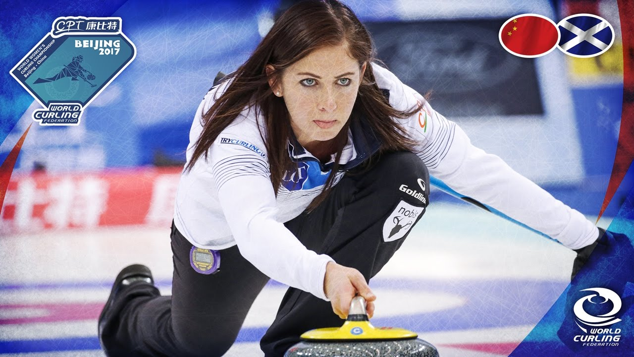 European Curling Championships: Eve Muirheads Scots win