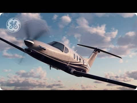 Cessna's Denali and GE's ATP: Partners in success